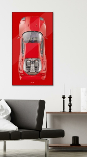Edition ONE-OFF - 0013 F40