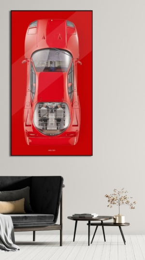 Edition ONE-OFF - 0015 F50