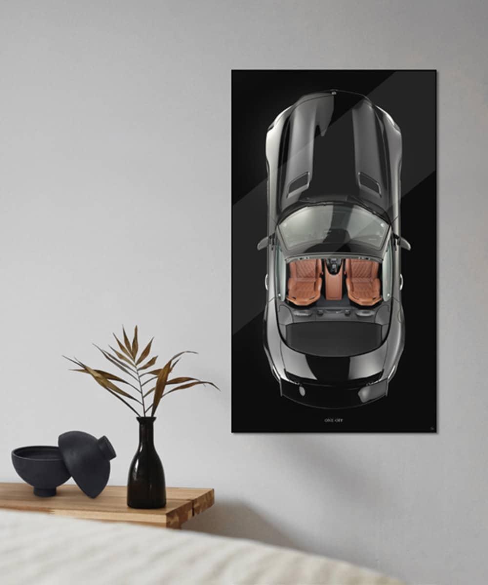 Hochwertige Fotokunst als Wandbild in Galeriequalität