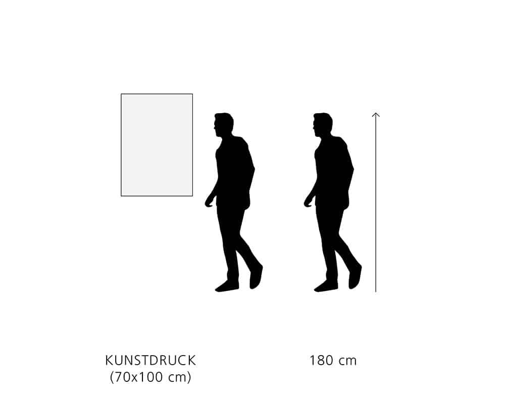 Edition ONE-OFF - Bildgrößen Kunstdruck