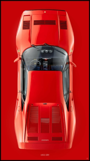 Edition ONE-OFF - 0041 288 GTO