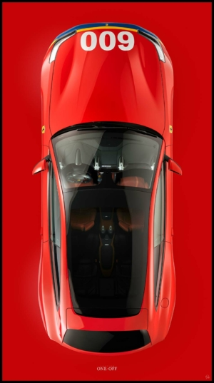 Edition ONE-OFF - 0015 GTC Lusso